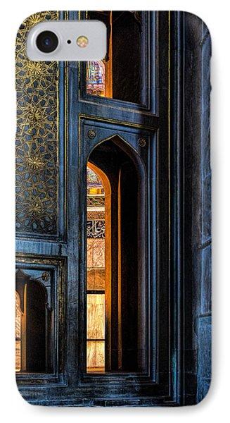 Doorway In The Blue Mosque IPhone Case