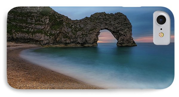 England iPhone 8 Case - Dorset by Joaquin Guerola