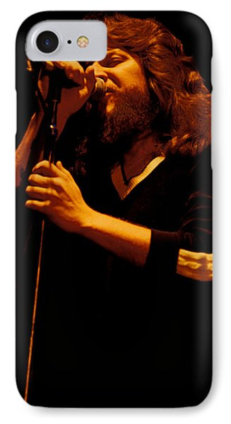 Doug Gray Of The Marshall Tucker Band At The Cow Palace IPhone Case
