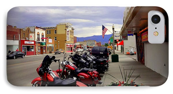 Downtown Ely Nevada IPhone Case