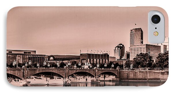 Downtown Indianapolis IPhone Case