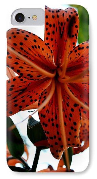 Dragon Flower IPhone Case