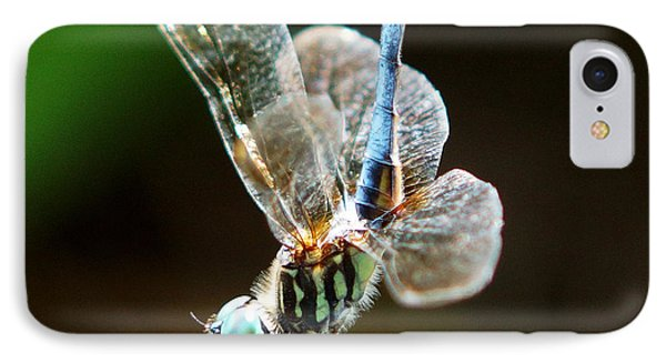 Dragonfly Headstand IPhone Case