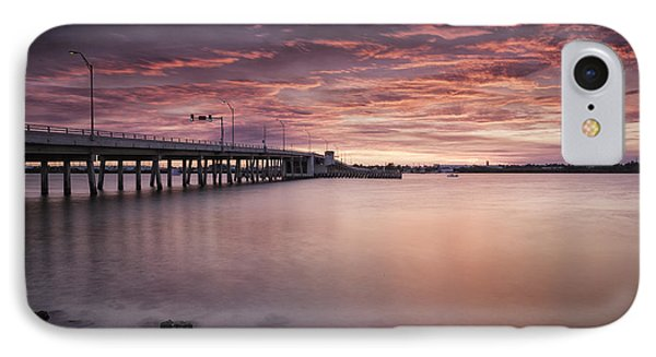 Drawbridge At Dusk IPhone Case