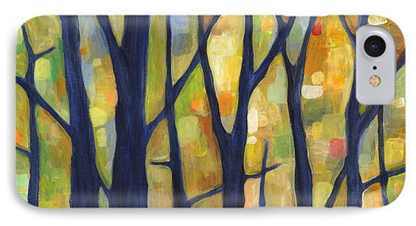 Dreaming Trees 2 IPhone Case