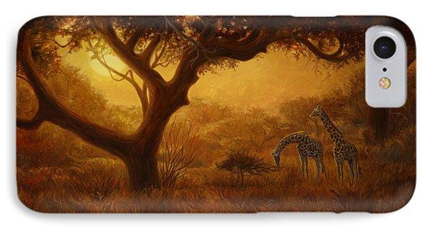 Africa iPhone 8 Case - Dreamland by Lucie Bilodeau
