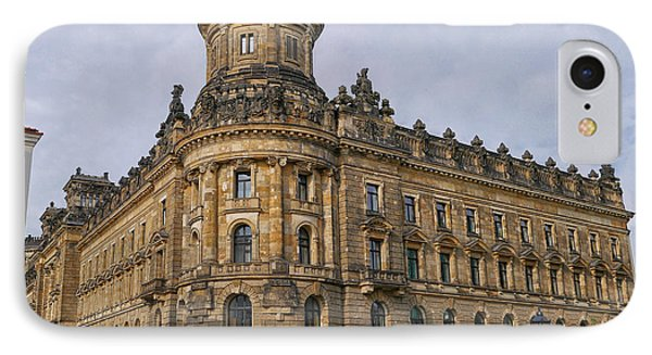 Dresden Police Station IPhone Case