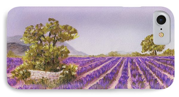 Drome Provence IPhone Case