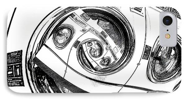 Droste Dryers IPhone Case