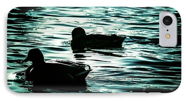 Duckies IPhone Case