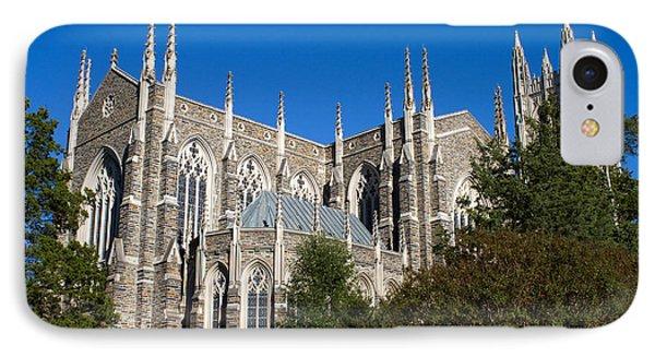 Duke University Chapel IPhone Case
