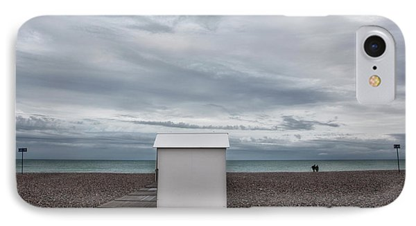 French iPhone 8 Case - Dull Days Are nature's Softbox (series: 2) by Yvette Depaepe