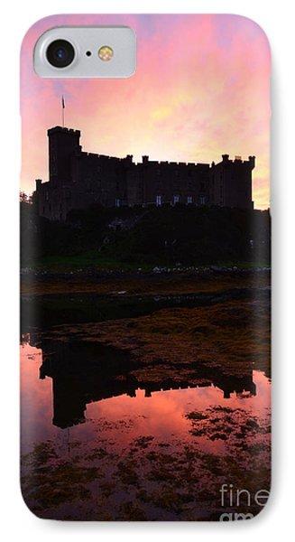 Dunvegan Castle At Dawn IPhone Case