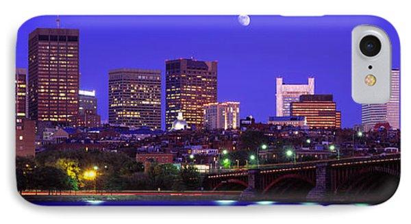 Dusk Charles River Boston Ma Usa IPhone Case