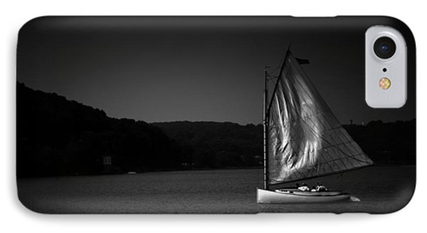 Dusk On Mystic River IPhone Case