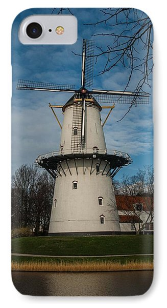 Dutch Windmill IPhone Case