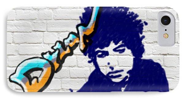 Dylan Graffiti IPhone Case