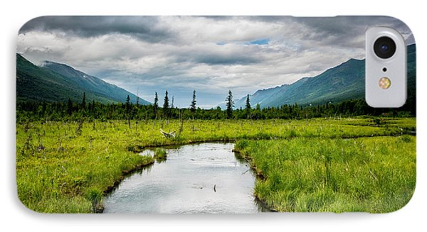 Eagle River Nature Center IPhone Case