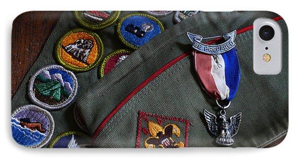 Eagle Scout IPhone Case