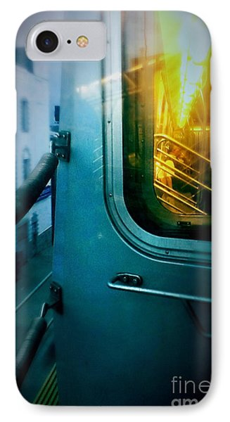 Early Morning Commute IPhone Case