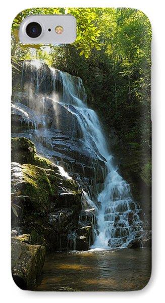 Eastatoe Falls North Carolina IPhone Case