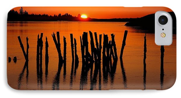 Easter At Popham IPhone Case