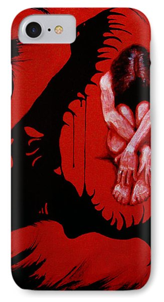Eater IPhone Case