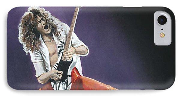 Eddie Van Halen IPhone Case