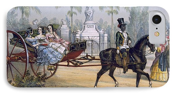 El Quitrin, Cuba IPhone Case