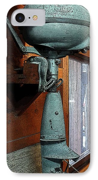 Elderly Outboard - Graphic IPhone Case