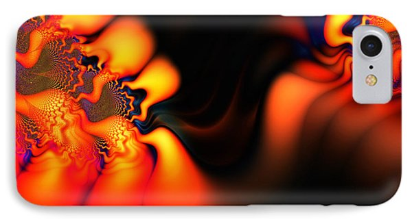 Electric Wave IPhone Case