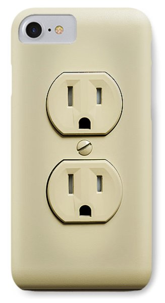 Electrical Outlet IPhone Case
