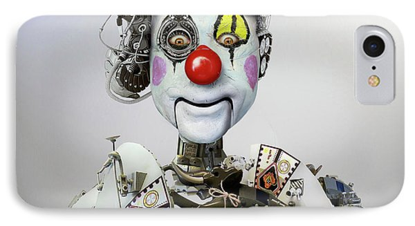 Electronic Clown IPhone Case