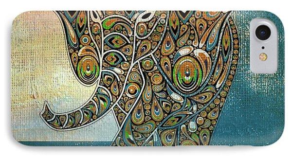 Elefantos - 01ac03at03b IPhone Case