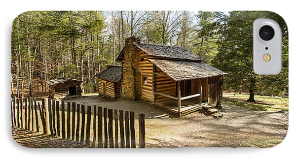 Elijah Olivers Cabin IPhone Case