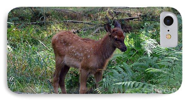 Elk Calf IPhone Case