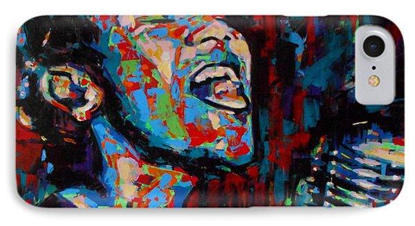 Ella Fitzgerald IPhone Case
