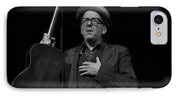 Elvis Costello IPhone Case