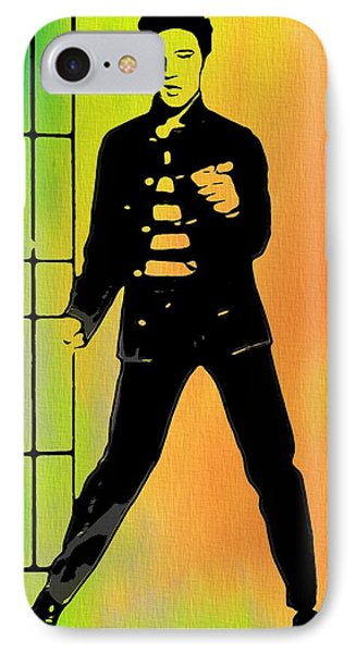 Elvis Jailhouse Rock  IPhone Case
