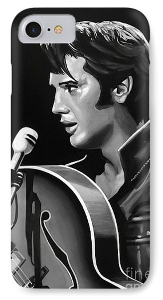 Elvis Presley 3 IPhone Case