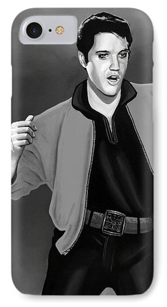 Elvis Presley 4 IPhone Case