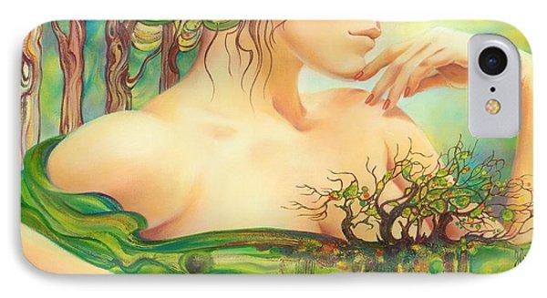 Emerald Lake IPhone Case
