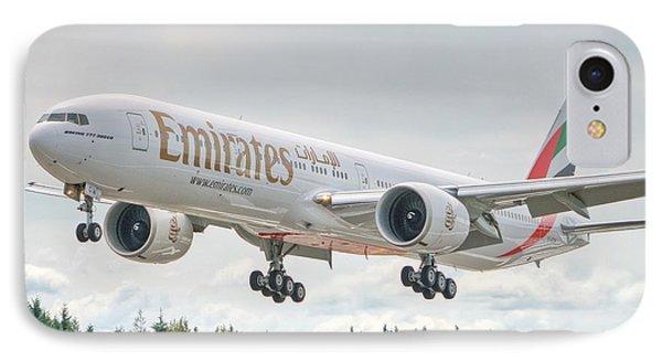 Emirates 777 IPhone Case