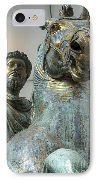 Emperor Marcus Aurelius IPhone Case