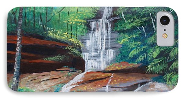 Empress Falls Australia IPhone Case