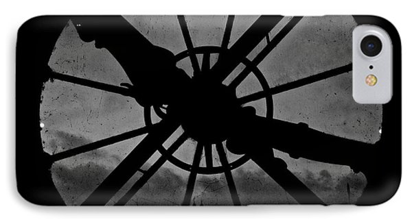 End Of Time IPhone Case