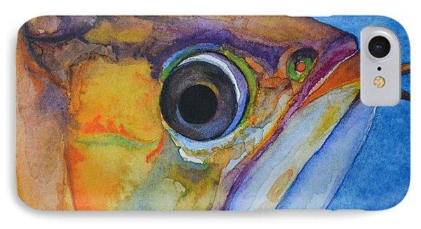 Endangered Eye IIi IPhone Case