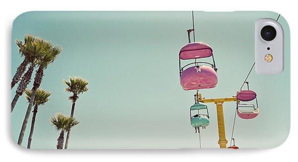 Endless Summer - Santa Cruz, California IPhone Case