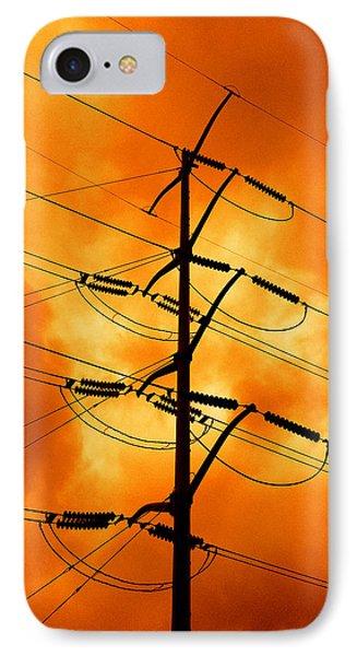 Energized IPhone Case