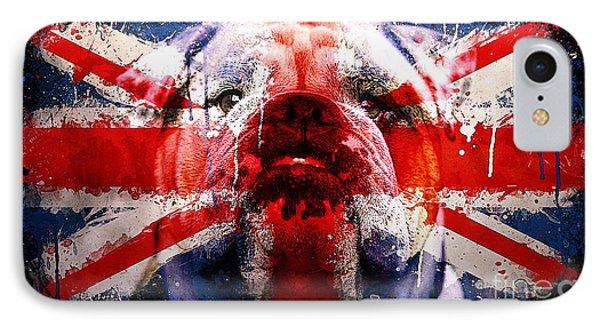 English Bull Dog IPhone Case